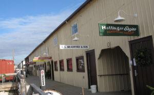 Bayshore Center at Bivalve Shipping Sheds