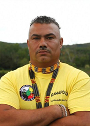 Chief Vincent Mann